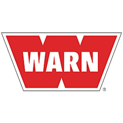 Warn Industrial Roller Fairlead (Black) 24336