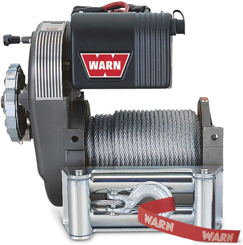 Image of Warn M8274-50 12V High Mount Winch 46m Wire Rope