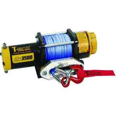 Tmax tmaew 3500lb 12v winch with wire cable / synthetic rope tmaew3500pro