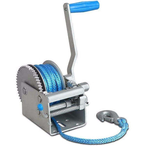 Dyneema 2000kg 3 Speed Hand Winch - Winchworld