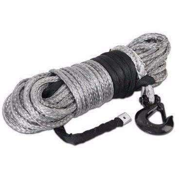 Image of Giantz Synthetic high strength winch rope 30M - Winchworld
