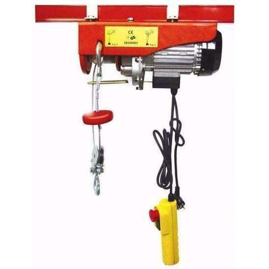 500KG ELECTRIC HOIST FAST LINE SPEED - Winchworld