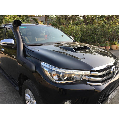 AIRFLOW 4×4 SNORKEL SUITABLE FOR HILUX/REVO 2015 ON