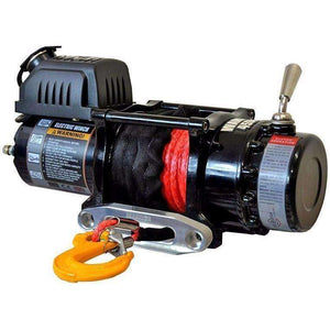 NINJA 4500 ELECTRIC WINCH - SYNTHETIC - Winchworld