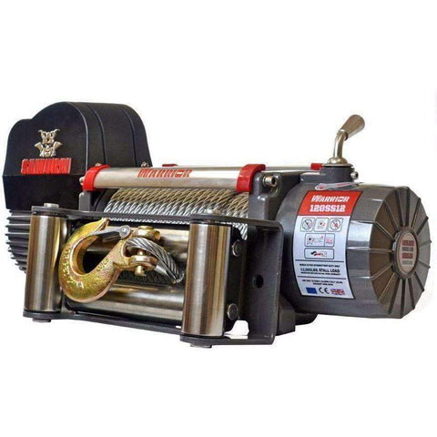 SAMURAI 12000 ELECTRIC WINCH - Winchworld