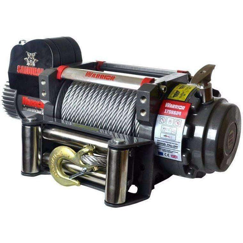 SAMURAI 17500 ELECTRIC WINCH - Winchworld