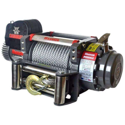 SAMURAI 20000 ELECTRIC WINCH - Winchworld