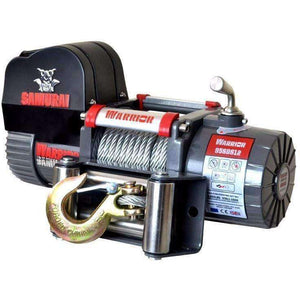 SAMURAI 9500 SHORT DRUM ELECTRIC WINCH - Winchworld