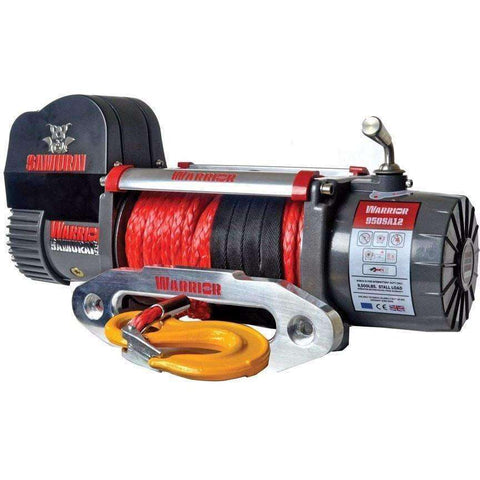 SAMURAI 9500 ELECTRIC WINCH - SYNTHETIC - Winchworld