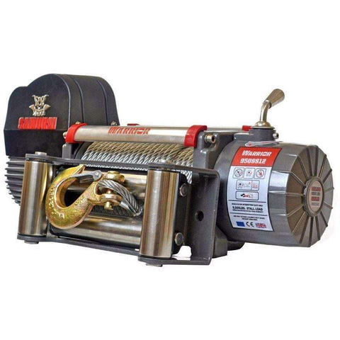 SAMURAI 9500 ELECTRIC WINCH - Winchworld