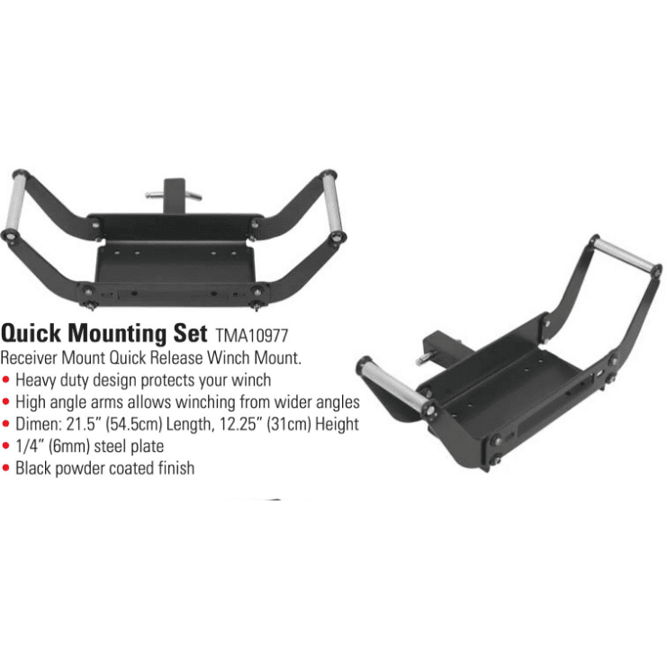 Tmax Quick mount set Tma10977