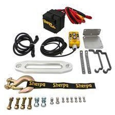 Image of Sherpa4x4 'The Steed' - 17000Lb Winch