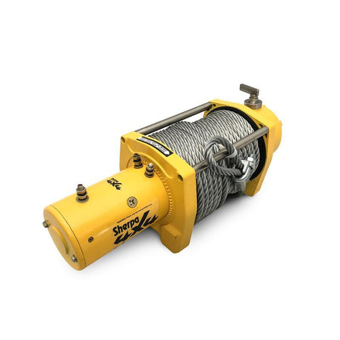 Image of Sherpa 4X4 Stallion 25000 lb Electric Winch