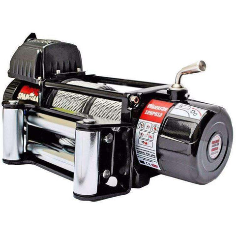 SPARTAN 12000 ELECTRIC WINCH - Winchworld