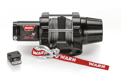 Warn VRX ATV WInch 15m Synthetic