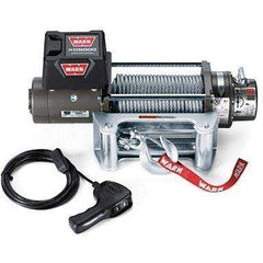 Warn 12v self recovery winch 30m wire rope, cexd9000-88500
