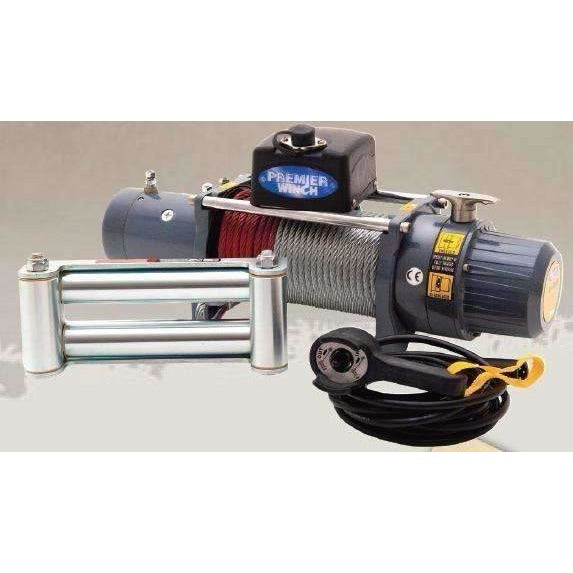 Premier Electric Winch/Hoist 9000lbs 12V
