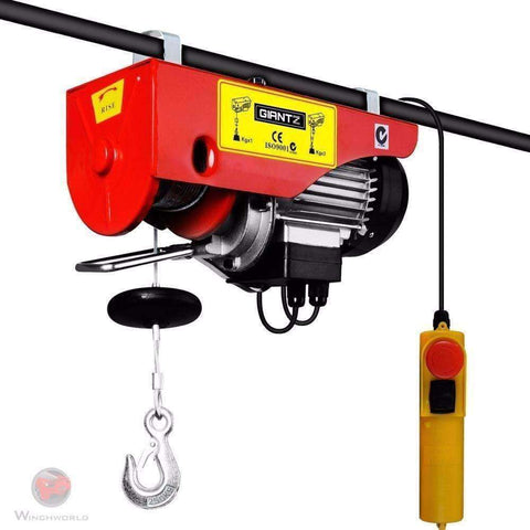 125/250KG 510 W Electric Hoist Winch - Winchworld