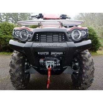 Image of Warn 12v atv winch 15m wire rope, rt15-78000
