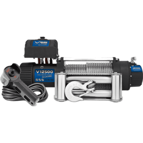 VRS V12500 winch with wire cable V12500