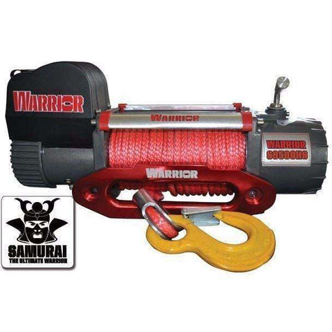 Warrior Winch SAUMARI S8000 - Winchworld