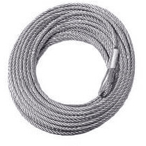 Sherpa 4x4 Steel Winch Cable