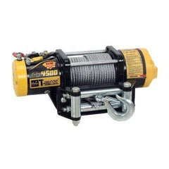 Tmax tmaew 4500lb 12v winch with wire cable / synthetic rope tmaew4500pro