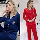 Pocket Logo Female Pj Set