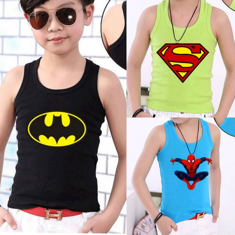 Pack of 3 Sando printed T Shirts for Kids