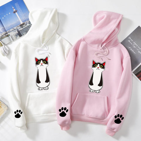 Pack of 2 Meow Hoodies