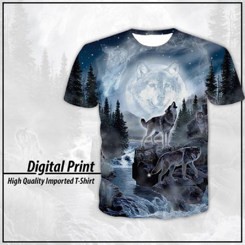 DIGITAL PRINT HIGH QUALITY IMPORTED T-SHIRT (CODE: PB-1610)