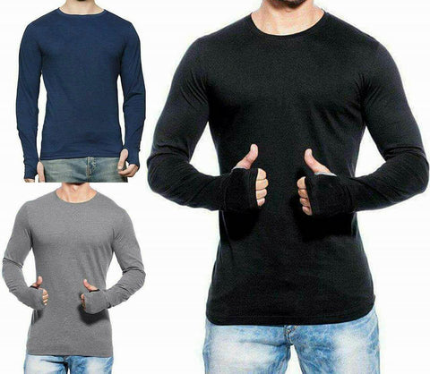 Bundle of 3 Thumb Hole Tshirts