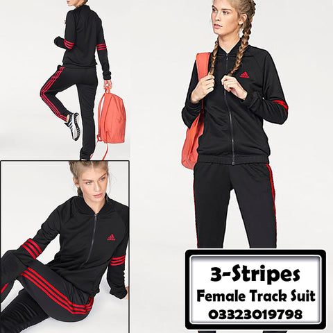 3-Stripes Female Track Suit