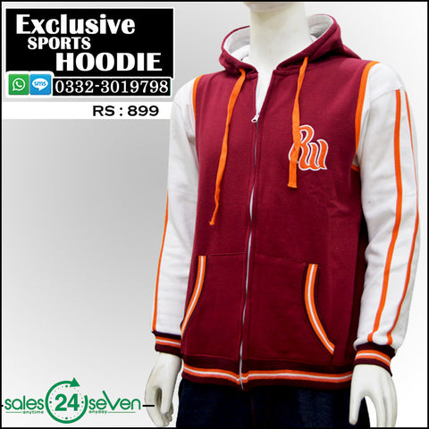 Exclusive Sports Hoodie