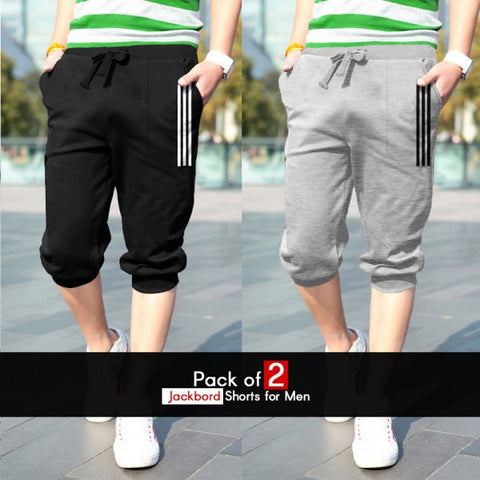 Pack of 2 Jackbord Shorts For Men