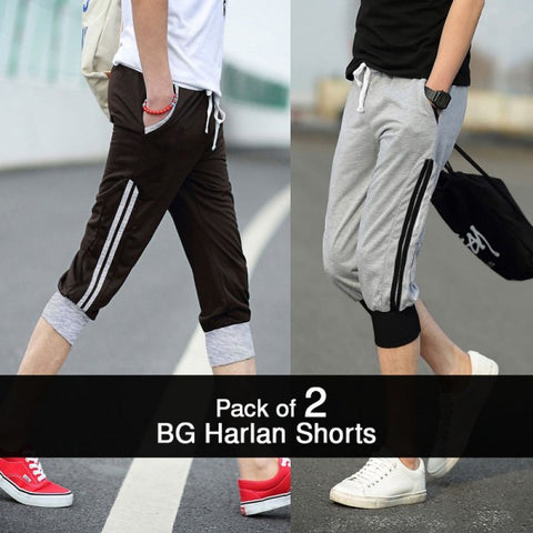 Pack of 2 BG Harlan Shorts