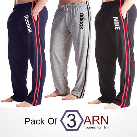 PACK OF 3 ARN TROUSERS