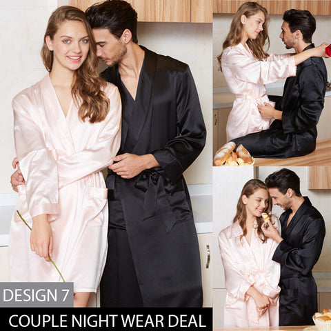 Couple Nightwear Deal Design 7 (CND-07)