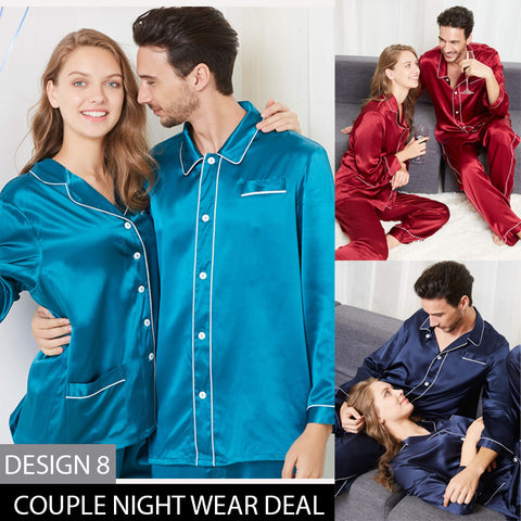 Couple Nightwear Deal Design 8 (CND-08)