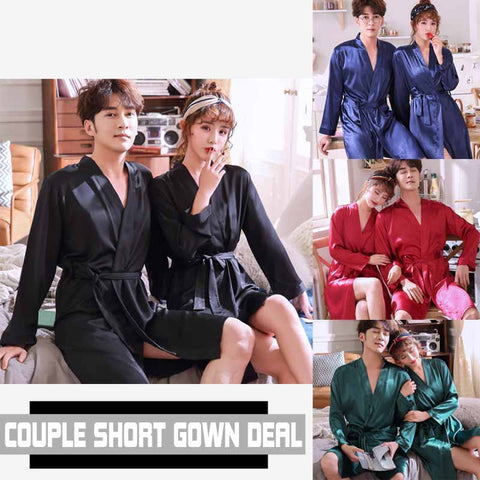 Couple Short Gown Deal