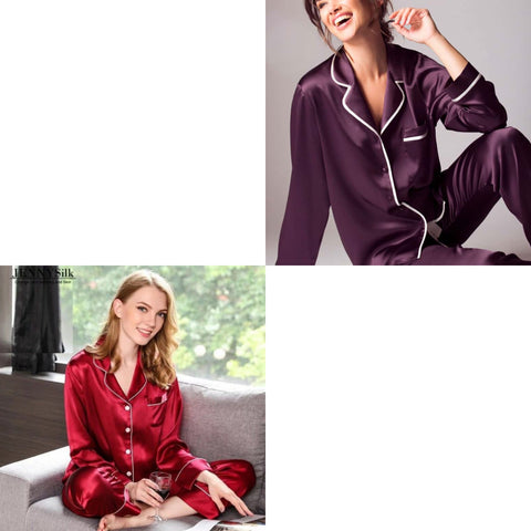 Pack of 2 Contrast Pipin Pj Sets