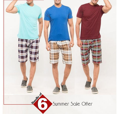 COMBO OF 6 SUMMER SALE OFFER