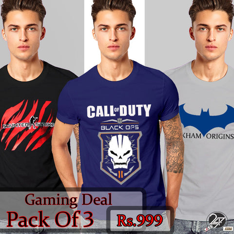 Gaming Deal (Pack of 3)