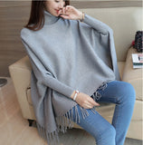 Single Fleece Poncho