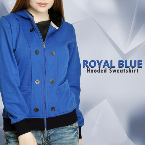 ROYAL BLUE SWEAT SHIRT