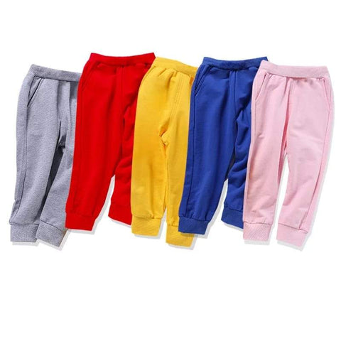 Pack of 5 Kids Summer Trousers