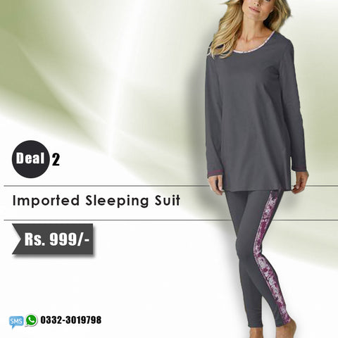Imported Sleeping Suit (Deal-2)