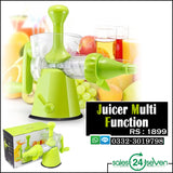 Multi Function Juicer
