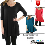 Pack of 2 Tunic Top