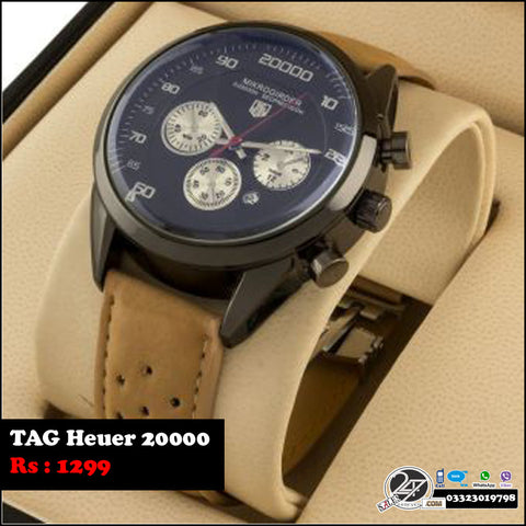 Tagheuer 20000 Edition Watch